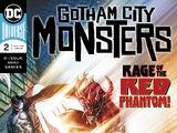 Gotham City Monsters Vol 1 2