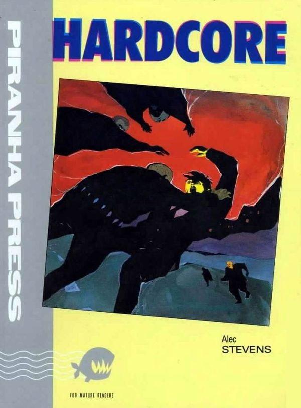 Hardcore (Graphic Novel)