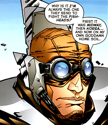 Johnny Rocketman (Wildstorm Universe)