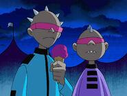 Mutants Teen Titans