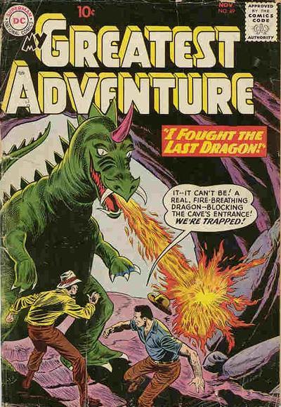 My Greatest Adventure Vol 1 49