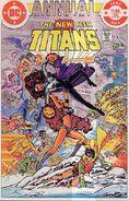 New Teen Titans v.1 Annual 1