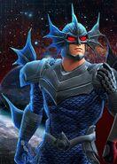 Orm Marius DC Legends 0001