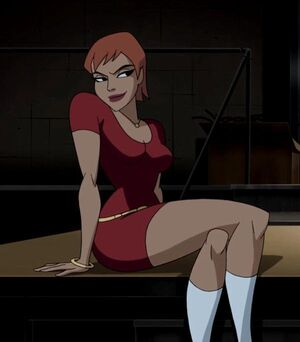 Plastique uses her skill in explosives to break into one of the most highly guarded places not on earth, the Justice League Watchtower.
