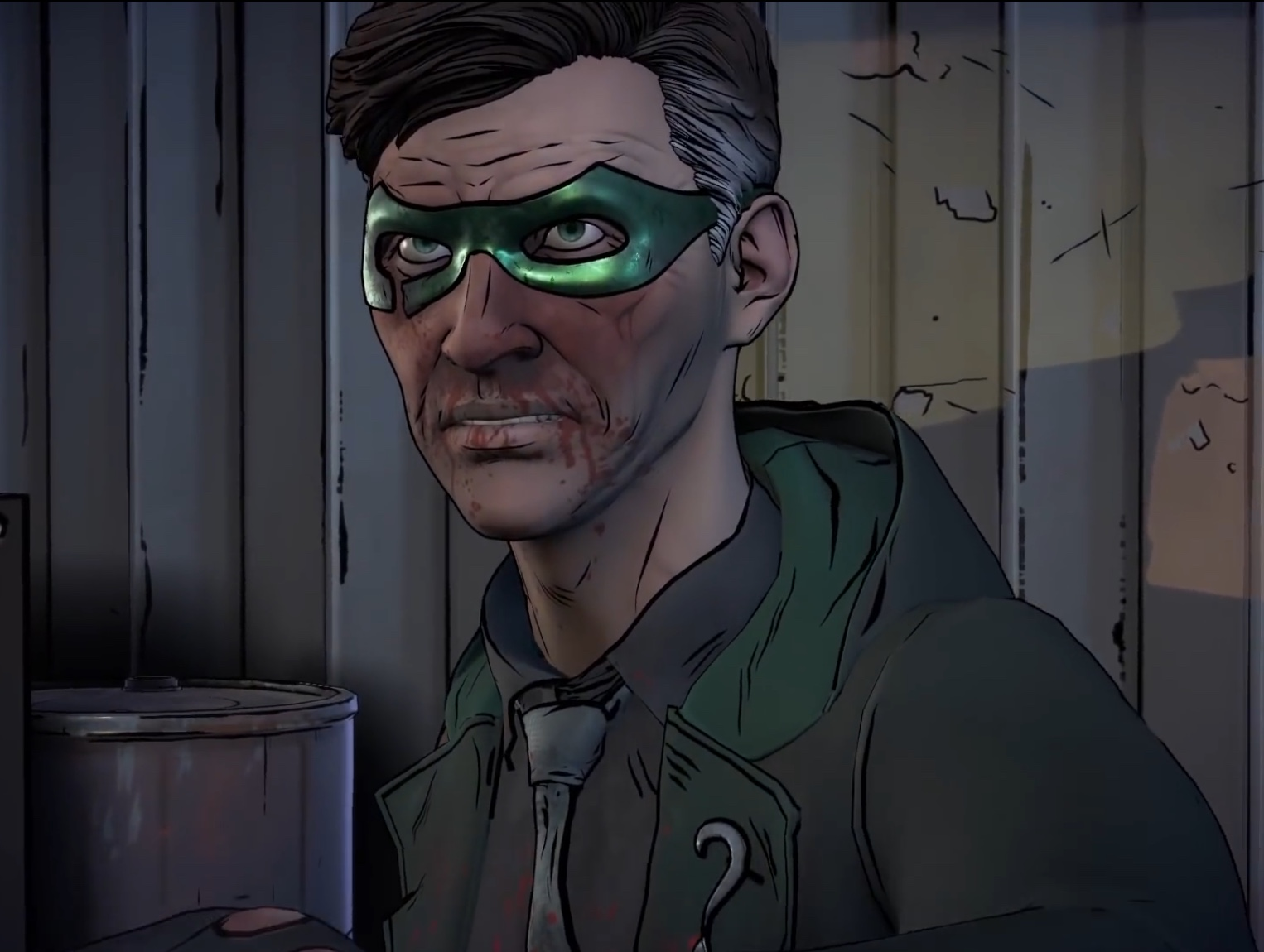 Riddler (Batman: The Telltale Series)
