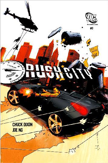 Rush City Vol 1