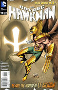 Savage Hawkman Vol 1 11