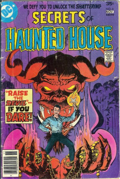 Secrets of Haunted House Vol 1 8