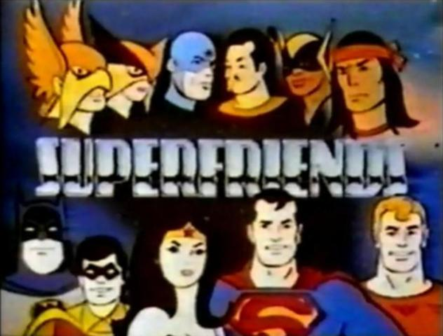 Super Friends (TV Series) Episode: Superclones