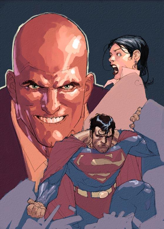 Superman Birthright Vol 1 5 Textless.jpg