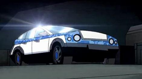 Teen Titans (TV Series) Episode: Car Trouble