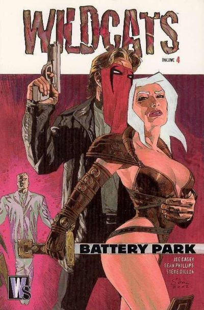 Wildcats: Battery Park (Collected)