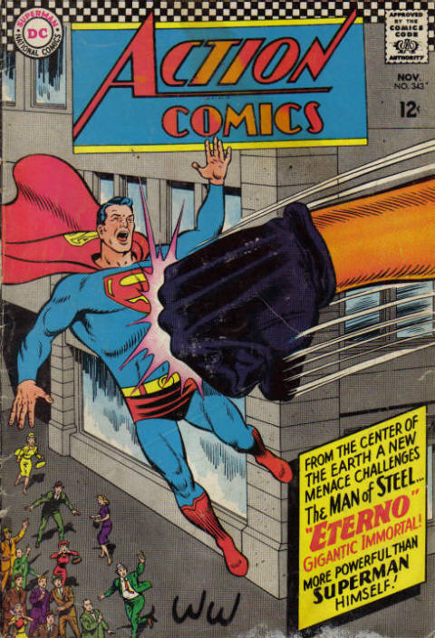 Action Comics Vol 1 343