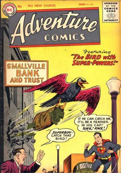 Adventure Comics Vol 1 225