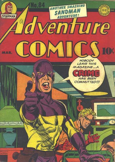 Adventure Comics Vol 1 84