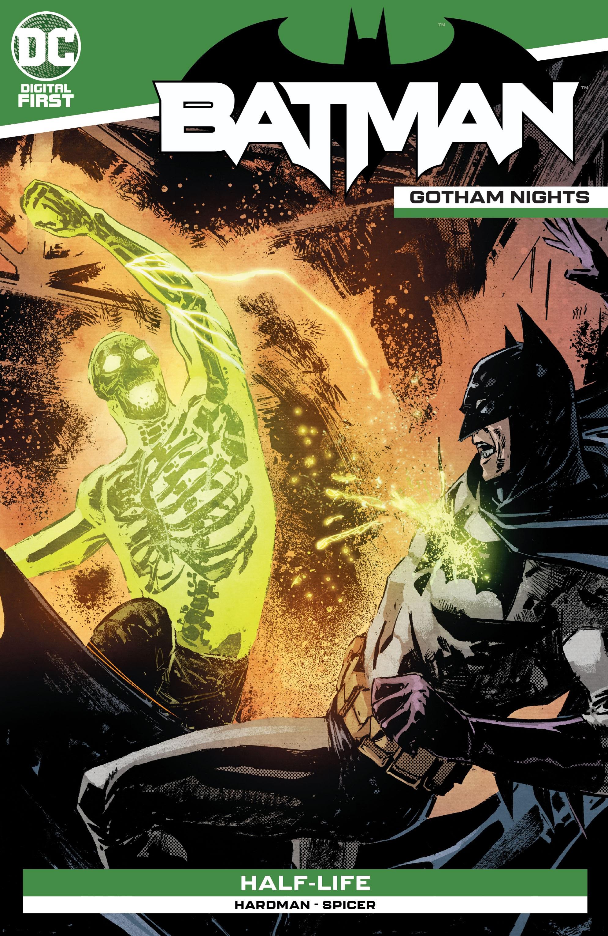 Batman: Gotham Nights Vol 1 19 (Digital)