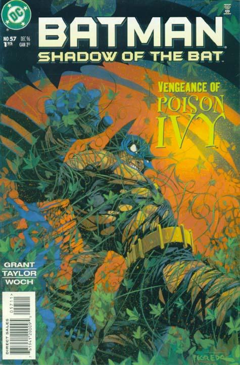 Batman: Leaves of Grass