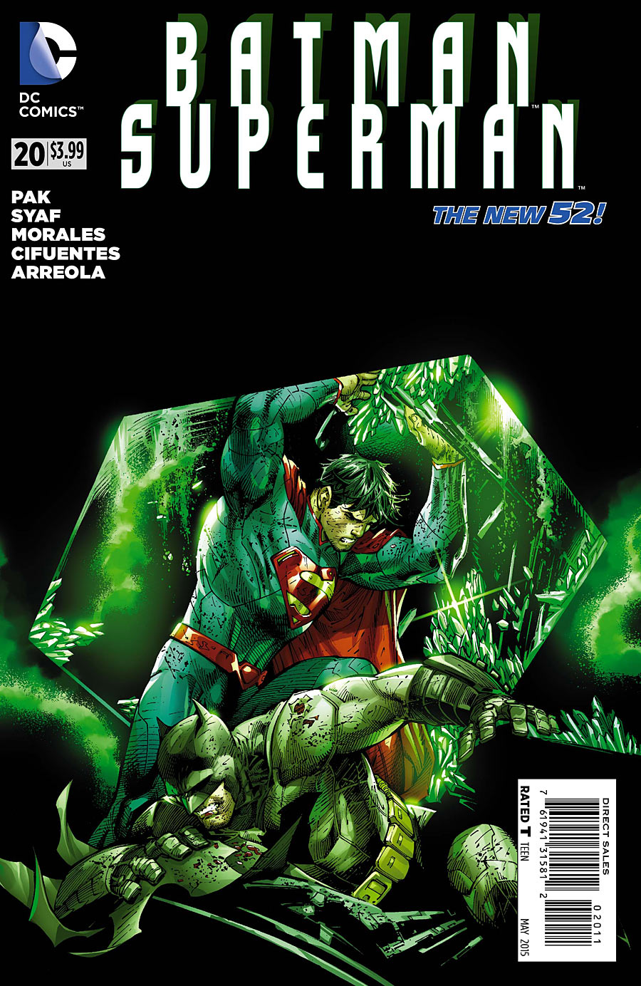 Batman/Superman Vol 1 20