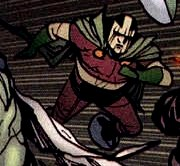 Bizarro Mister Miracle (New Earth)