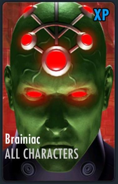 Brainiac (Injustice: Earth One)