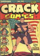 Crack Comics Vol 1 26