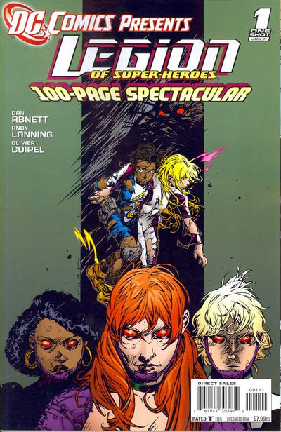 DC Comics Presents: Legion of Super-Heroes - Legion of the Damned Vol 1 1