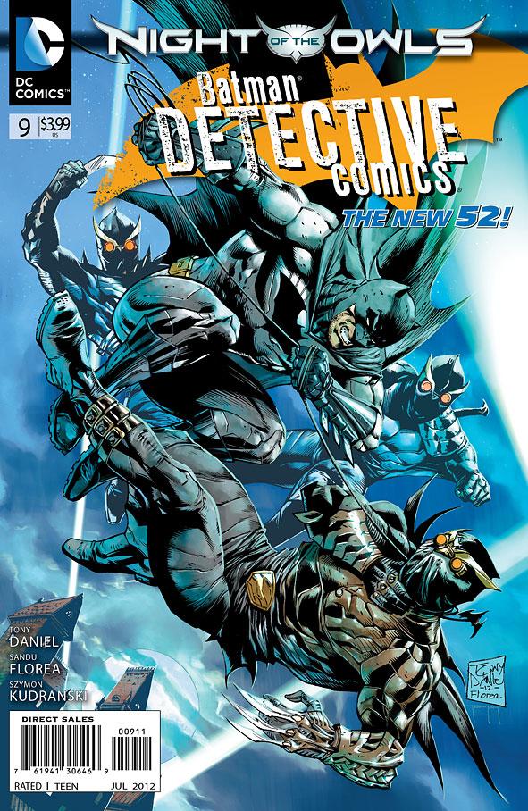 Detective Comics Vol 2 9