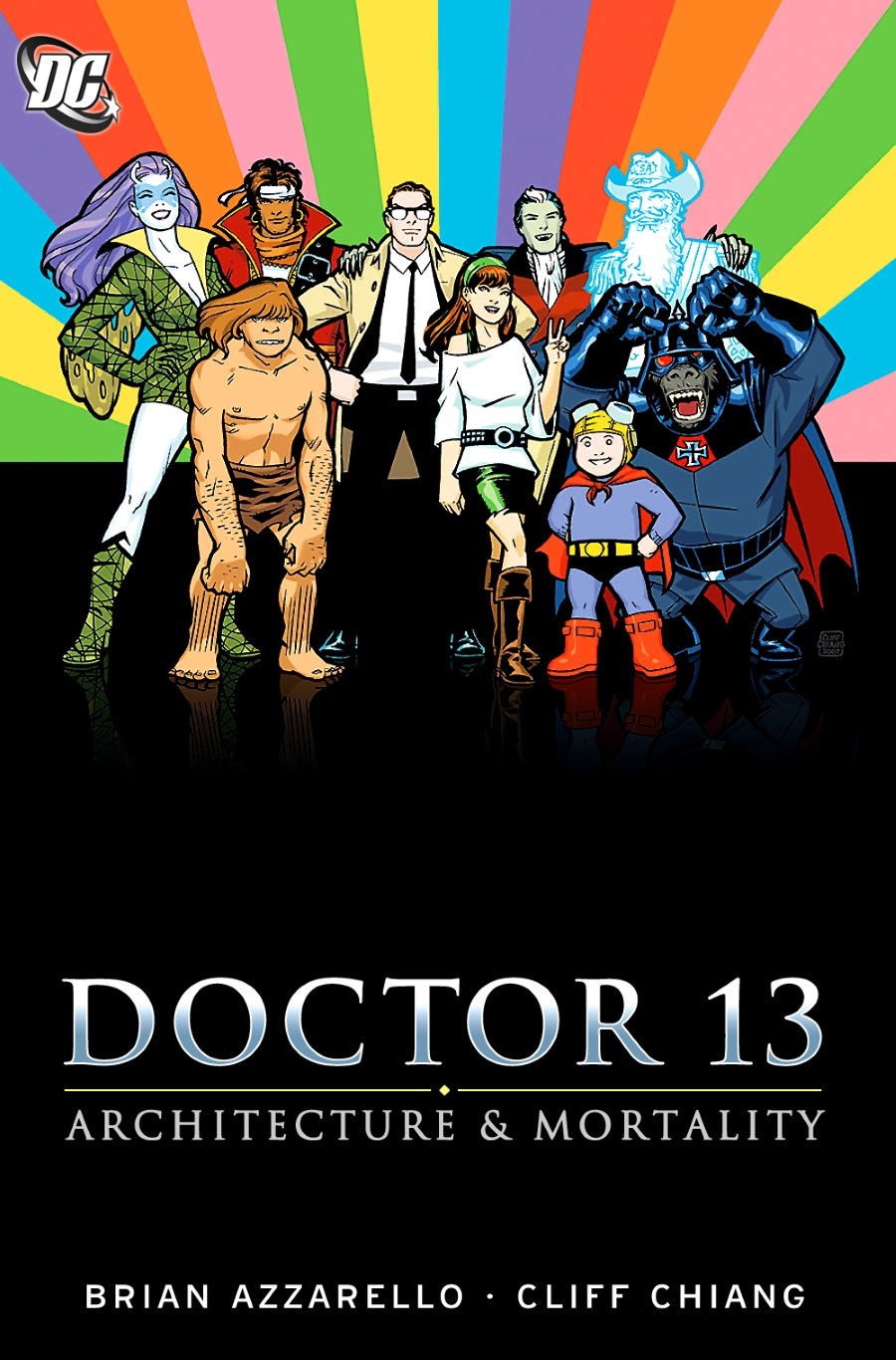 Doctor 13: Architecture and Mortality (Collected)