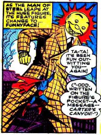 Funnyface (New Earth)