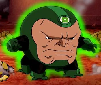 Galius Zed (Emerald Knights)