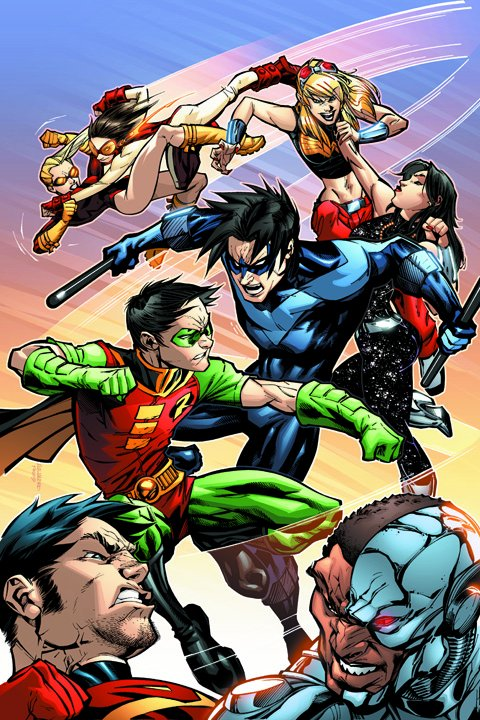 Titans/Young Justice: Graduation Day (Collected)