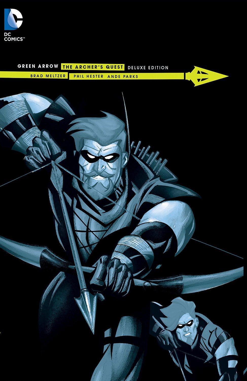Green Arrow The Archer's Quest Deluxe.jpg