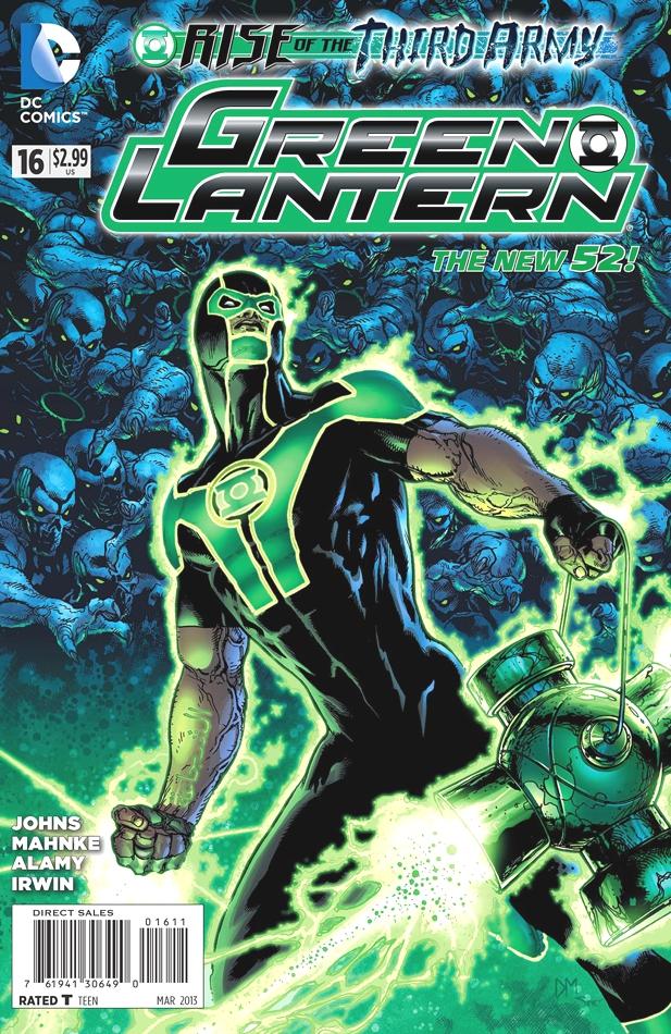 Green Lantern Vol 5 16