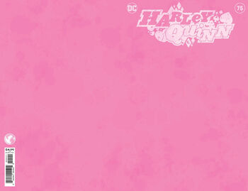 Pink Blank Cover