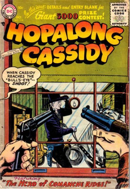 Hopalong Cassidy Vol 1 118