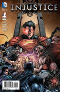 Injustice Gods Among Us Vol 1 1 Raapack Variant