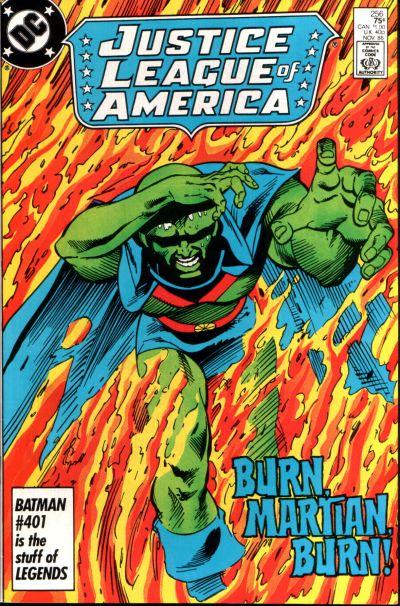 Justice League of America Vol 1 256