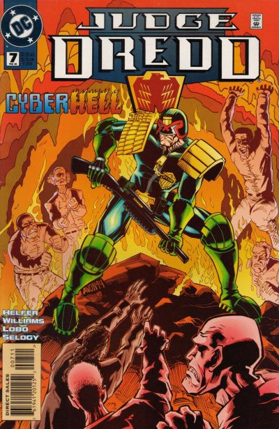Judge Dredd Vol 1 7