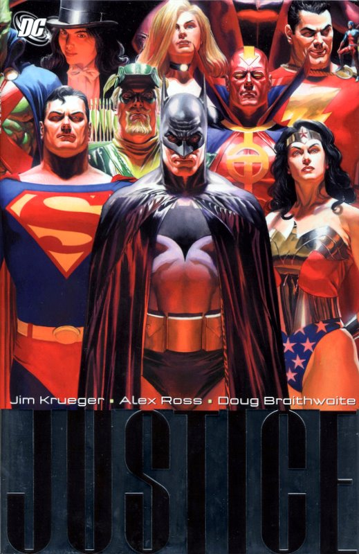 Justice Vol. 1 (Collected)