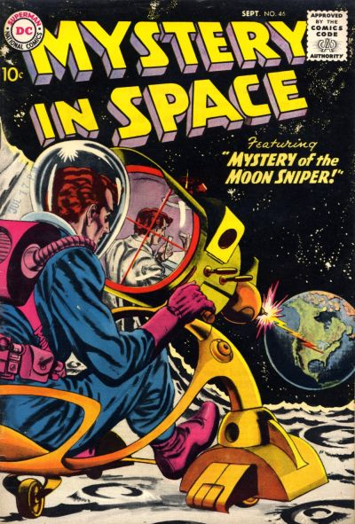 Mystery in Space Vol 1 46