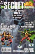 New Gods Secret Files and Origins 1