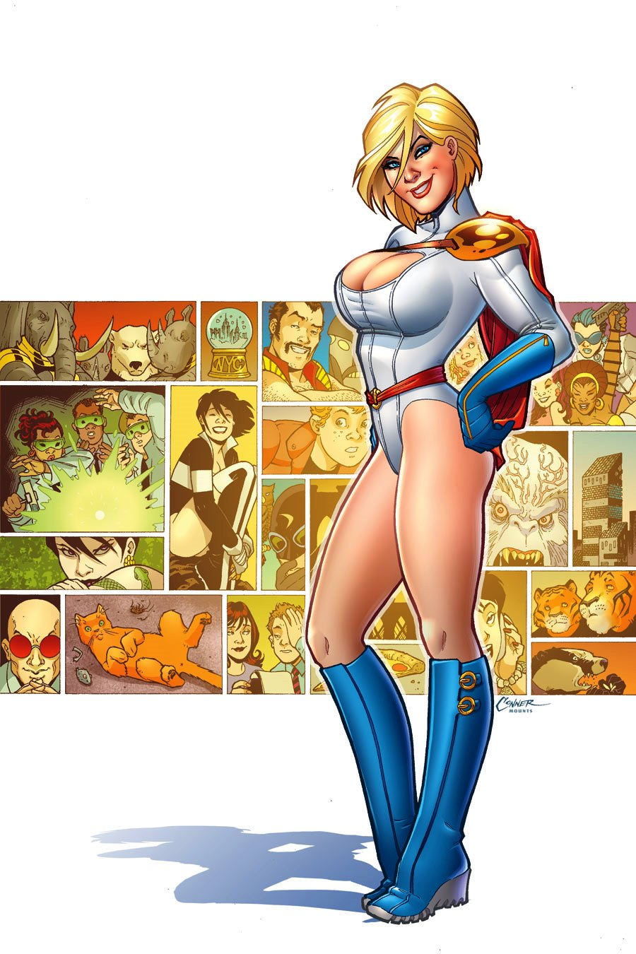 Power Girl Vol 2 12