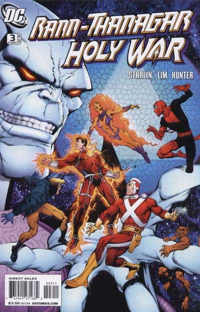 Rann-Thanagar: Holy War Vol 1 3