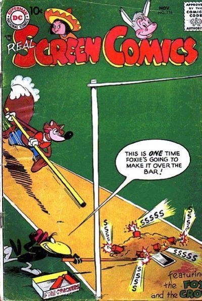 Real Screen Comics Vol 1 116