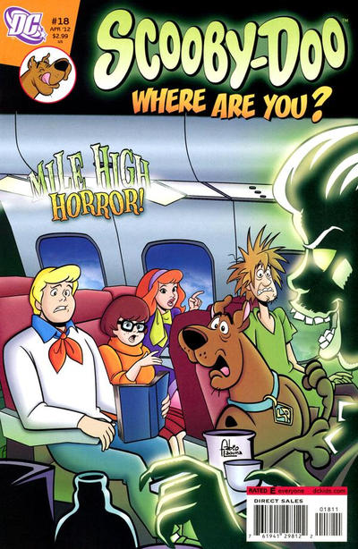 Scooby-Doo, Where Are You? Vol 1 18