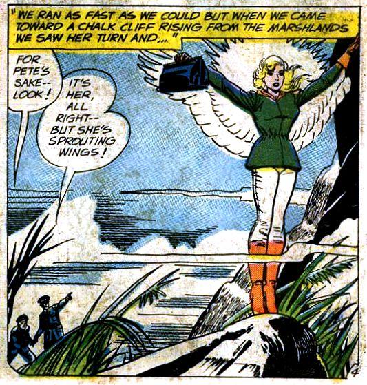 Dorothy Briggs (Earth-One)