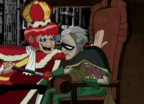Teen Titans (TV Series) Episode: Revolution