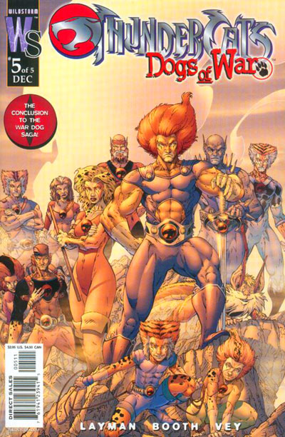 Thundercats: Dogs of War Vol 1 5