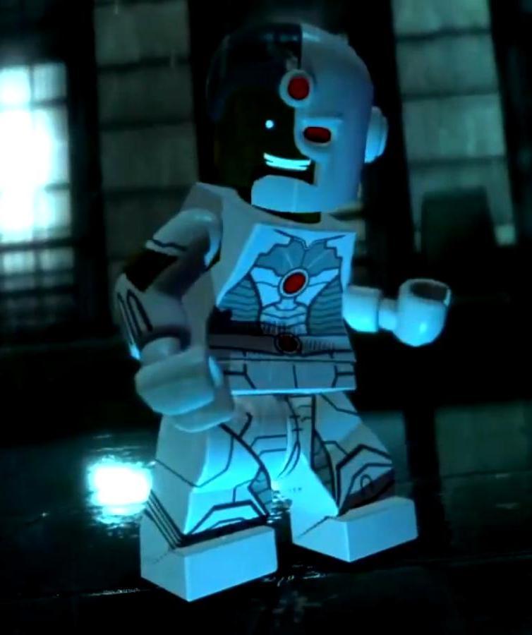 Victor Stone (Lego Batman)