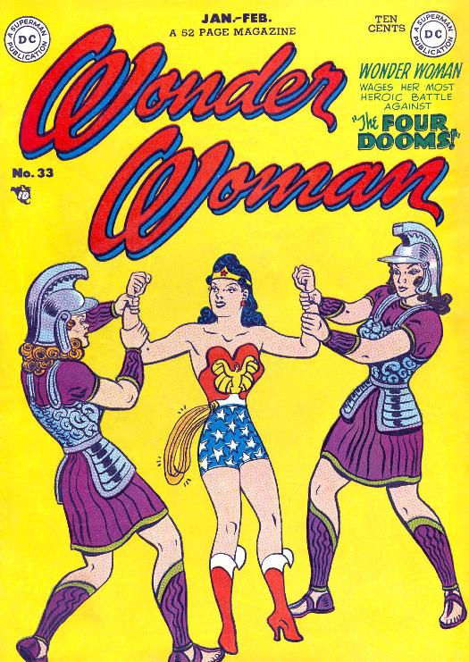Wonder Woman Vol 1 33